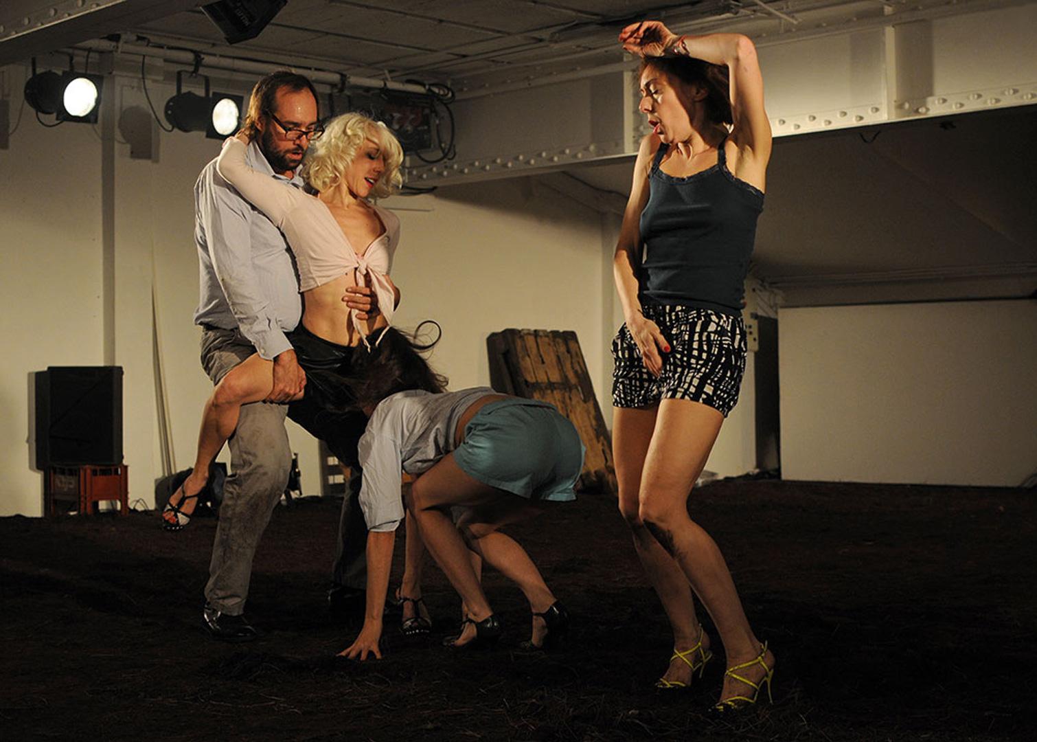 Les danseurs ont apprécié la qualité du parquet