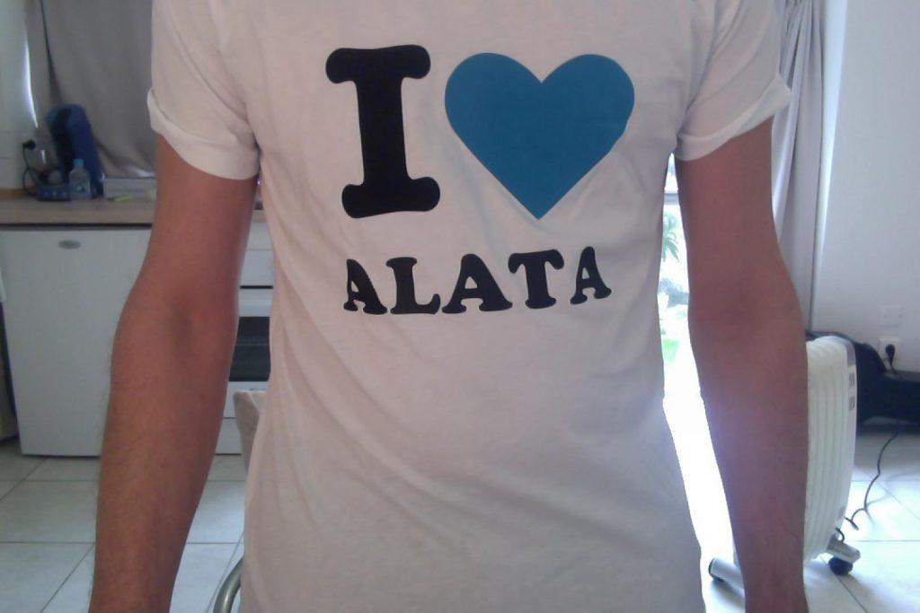 I Love A